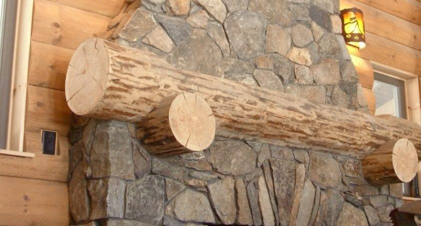 Special Stone Cladding Fireplace Best Design