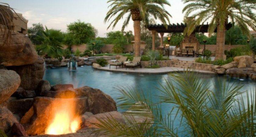 Spectacular Pools Rock Your Senses Style