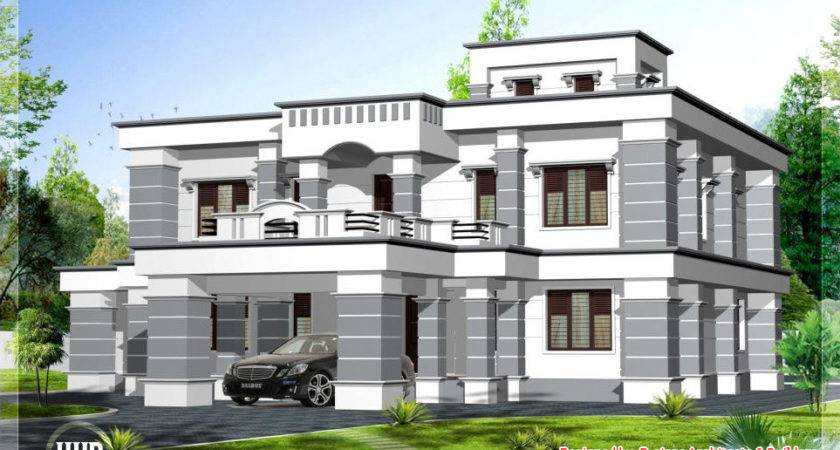 Square Feet Colonial Style Home Design Kerala