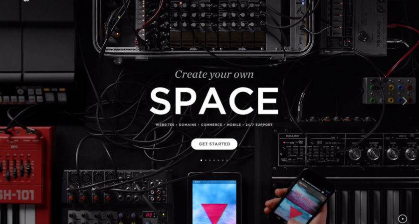 Squarespace Create Your Own Space Fwa