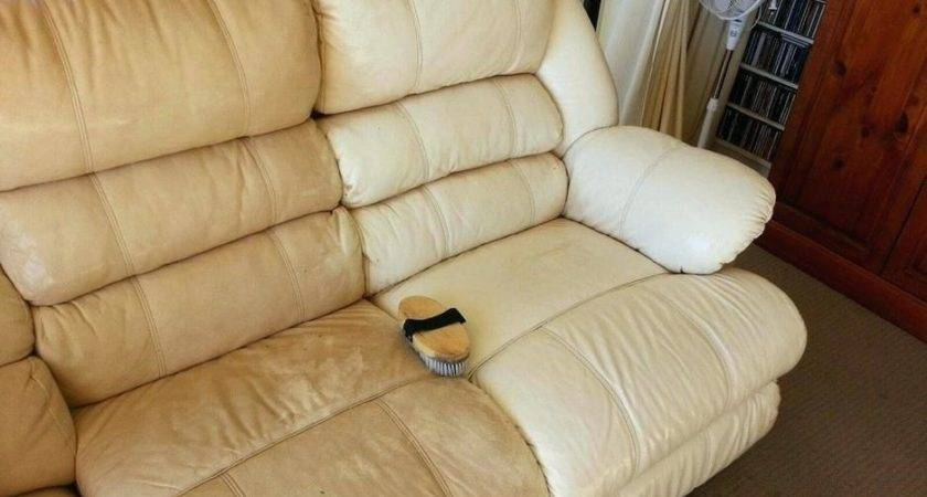 Steam Clean Faux Leather Sofa Cleaner Couch