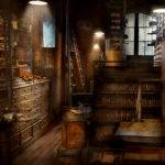 Steampunk Tool Room Mad Man Photograph Mike Savad