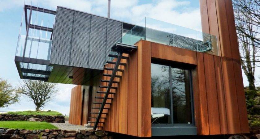 Steel Shipping Container Home Designs Sale
