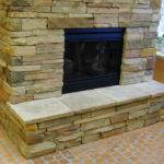 Stone Cladding Fireplace Designs Home Decoration