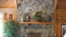 Stone Fireplace Designs Decorating Ideas