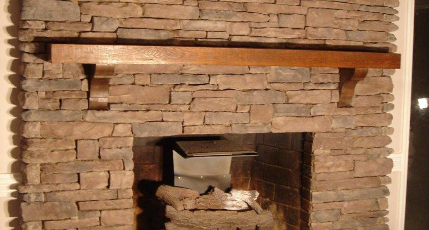 Stone Fireplace Furniture