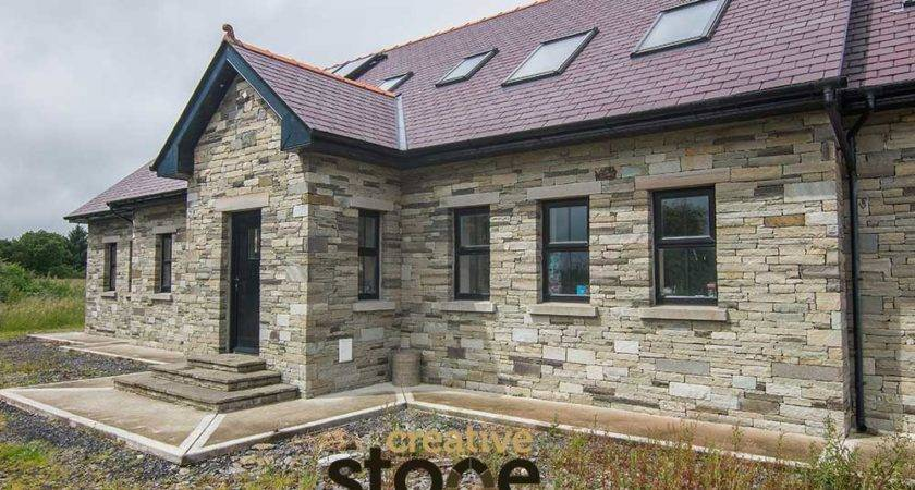 Stone Houses Stonemasonry Ireland Construction