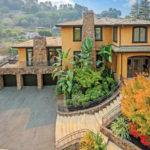 Stone Stucco Home Tiburon California Homes Rich