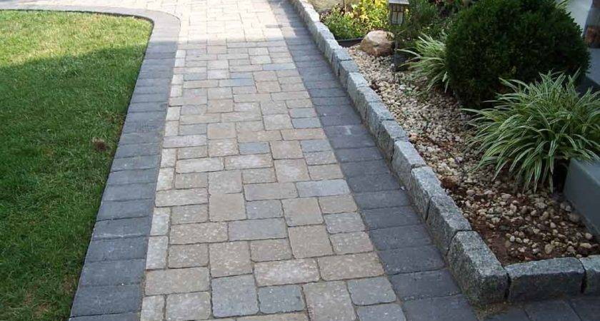 Stone Walkway Professional Work Silver Spring