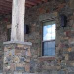 Stone Work Exterior Eclectic Salt Lake City