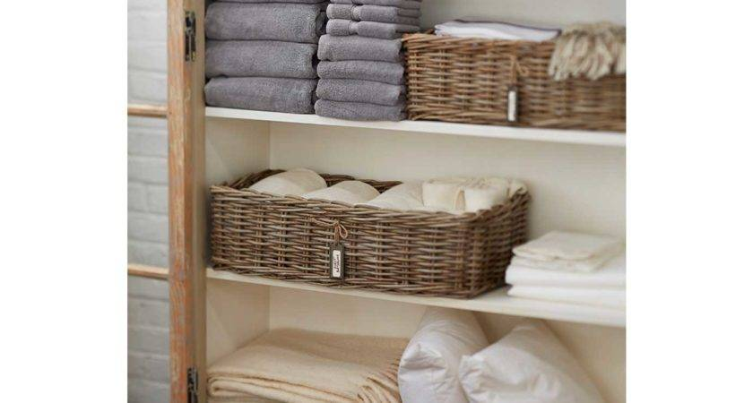 Storage Blankets Sheets Ideas Home Interior