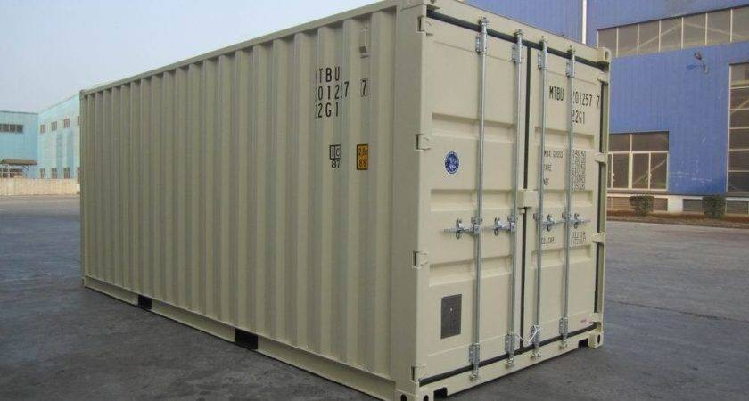 Storage Containers New Cargo Shipping Container Ebay