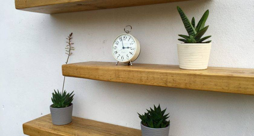 Strong Floating Wall Shelves