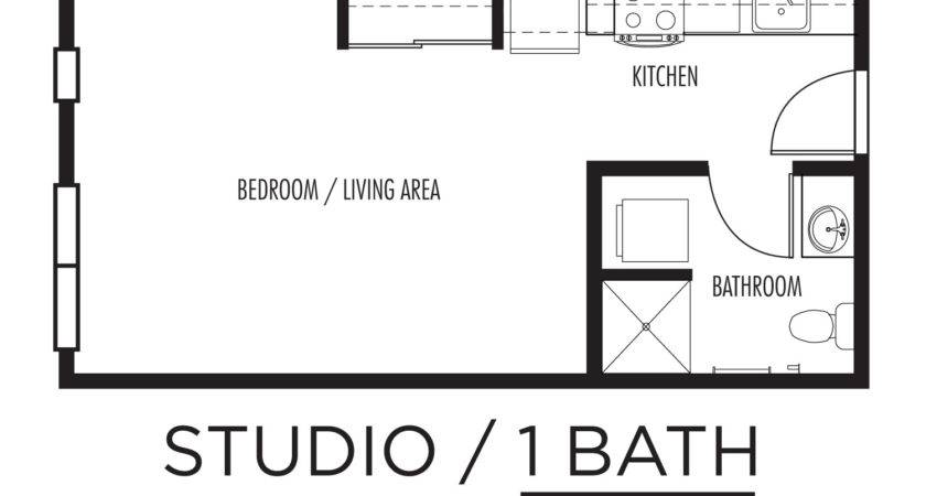 Studio Apartment Floor Plans Design Your House Its