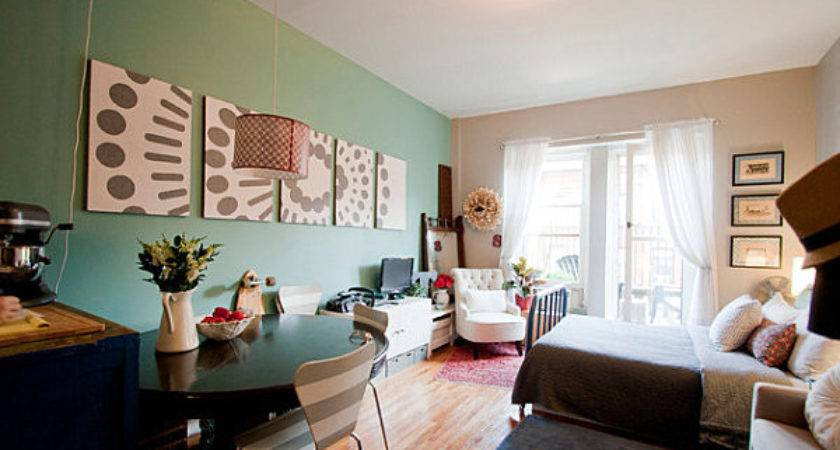 Studio Apartments Make Most Their Space