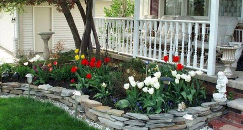 Stunning Front Yard Landscaping Ideas Budget