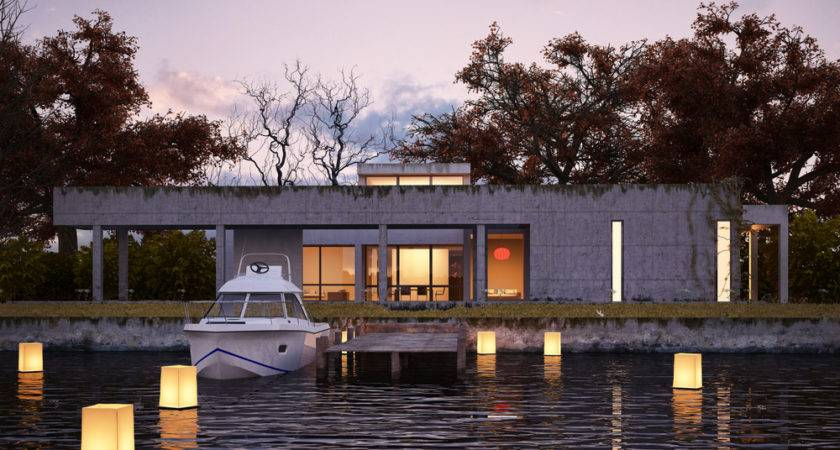 Stunning Lake Houses Famous New Old Big Cozy