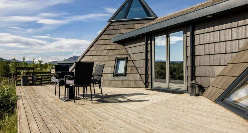 Stunning Pyramid Cottage Iceland Small House Bliss