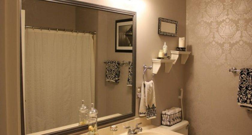 Stunning Small Bathroom Ideas Cool Mirrors