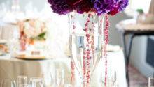 Stunning Wedding Centerpieces Part Belle