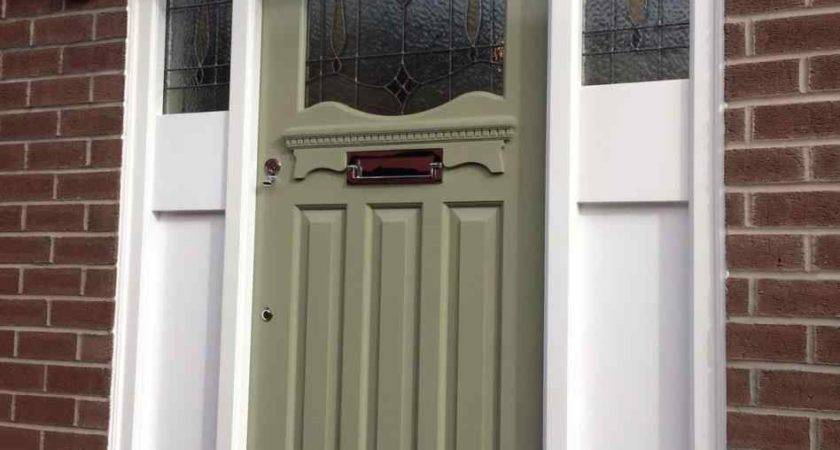 Style Solid Upvc Front Door Styles Wood Awesome