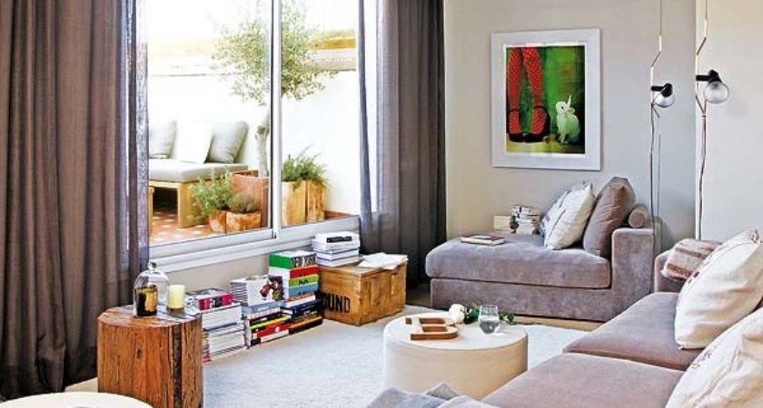 Stylish Artistic Apartment Eclectic Cor