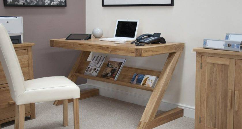 Stylish Computer Desks Within Small Oak Desk