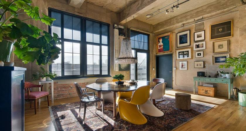 Stylish Flour Mill Loft Denver Idesignarch Interior