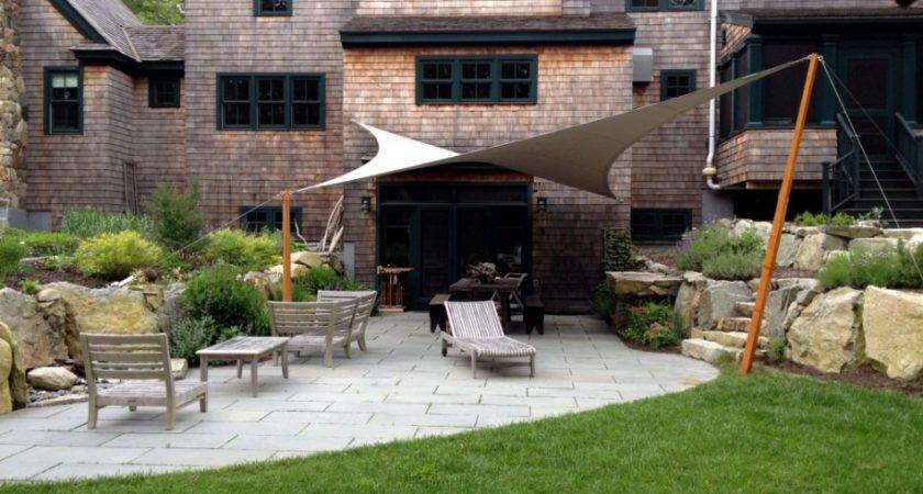 Stylish Outdoor Canopies Home