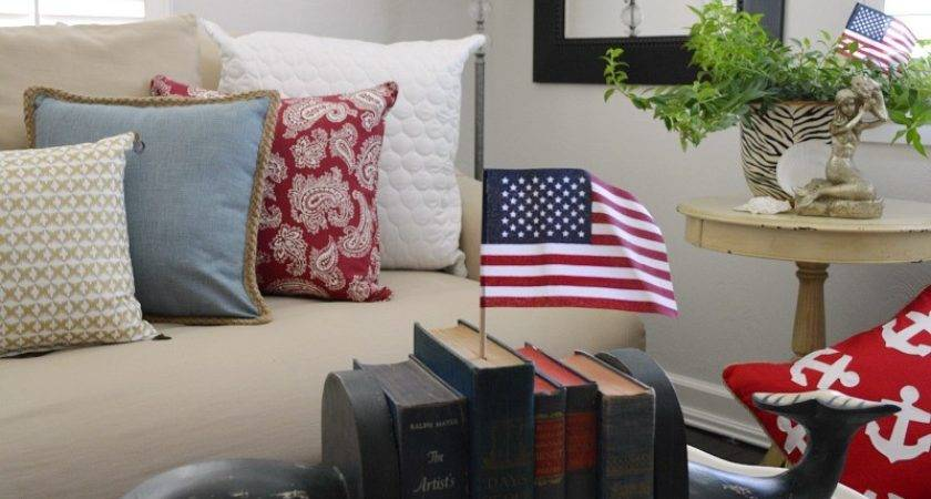Summer Cottage Nautical Home Decorating Fox Hollow