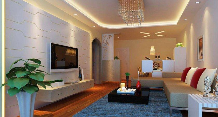 Suspended Ceiling Pop Designs Living Room
