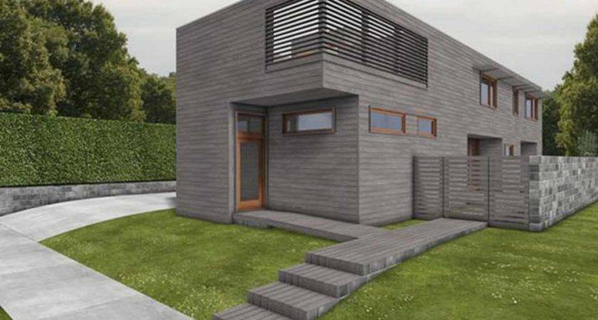 Sustainable Green Homes Modular Ranch Home Plans