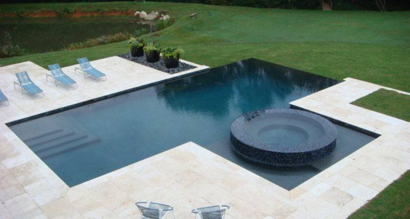 Swimming Pool Designs Contemporary Atlanta