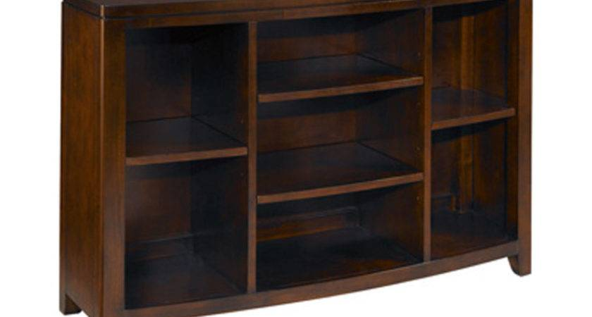 Table Bookcase Hollow Core Console