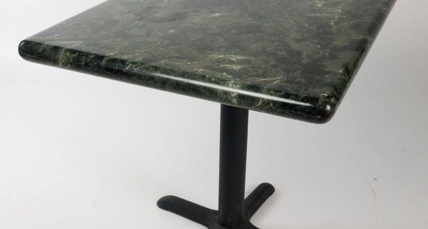 Table Top Corian Green Marble Air Designs