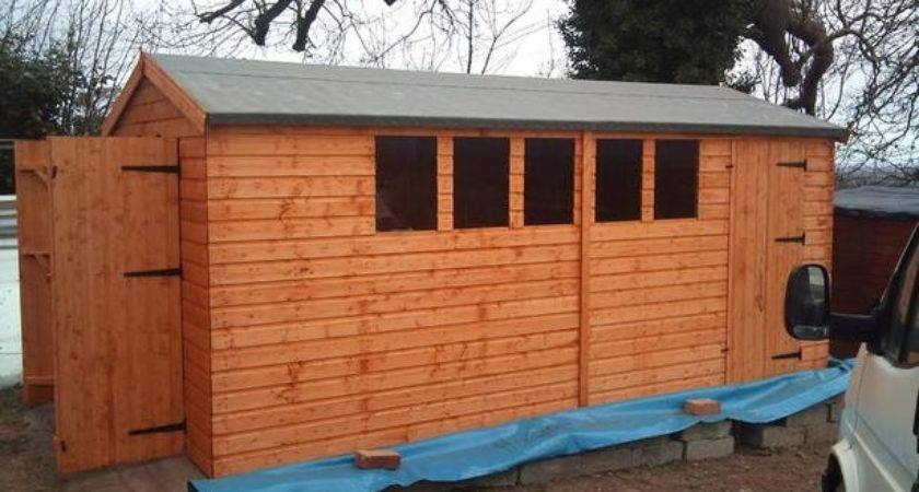 Tanalized Summer House Wolverhampton Dudley Mobile