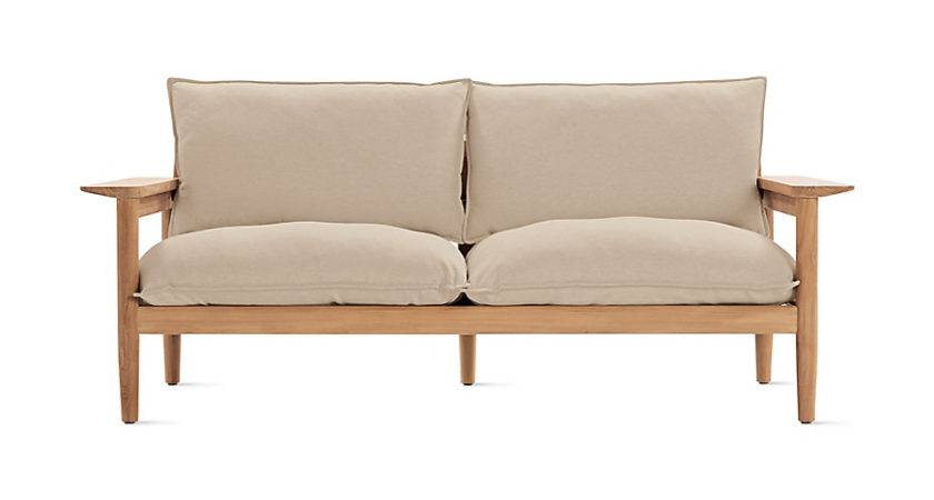 Terassi Two Seater Sofa Design Within Reach