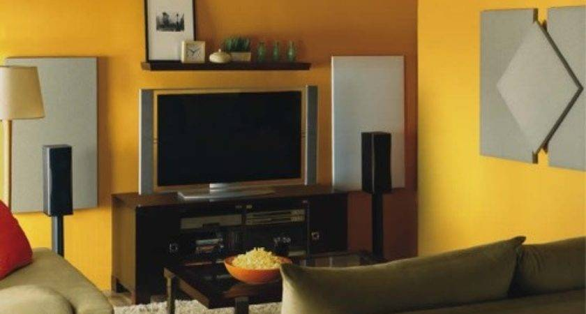 Theater Acoustic Panels Enhance Home Sound