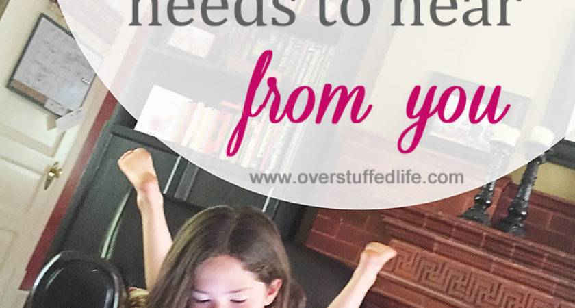 Things Your Teenage Daughter Needs Hear
