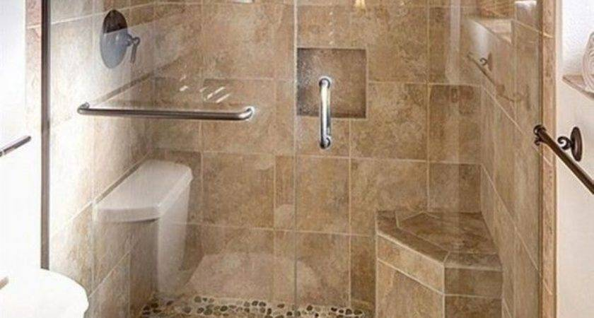 Tile Bathroom Designs Small Bathrooms Modern Walk