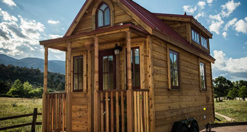 Tiny Houses Americans Trend Downsize