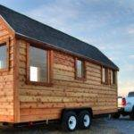 Tiny Timber Homes Wheels