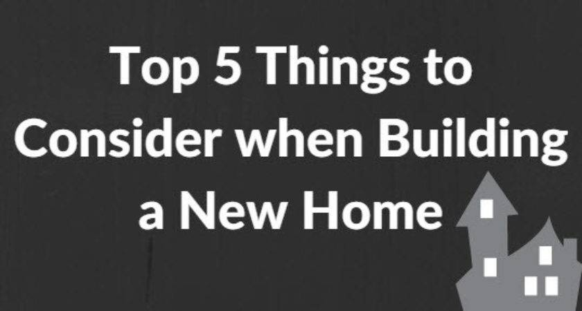 Tips Building New Home
