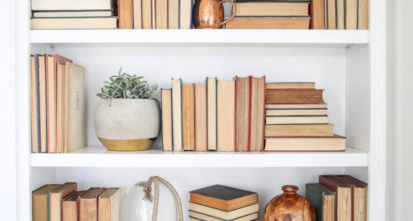 Tips Styling Bookcases Maison Pax