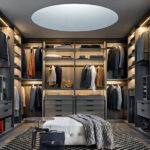 Top Best Closet Designs Men Walk Wardrobe Ideas