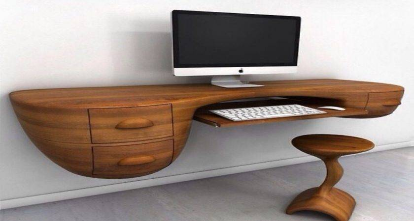 Top Computer Desk Design Cool