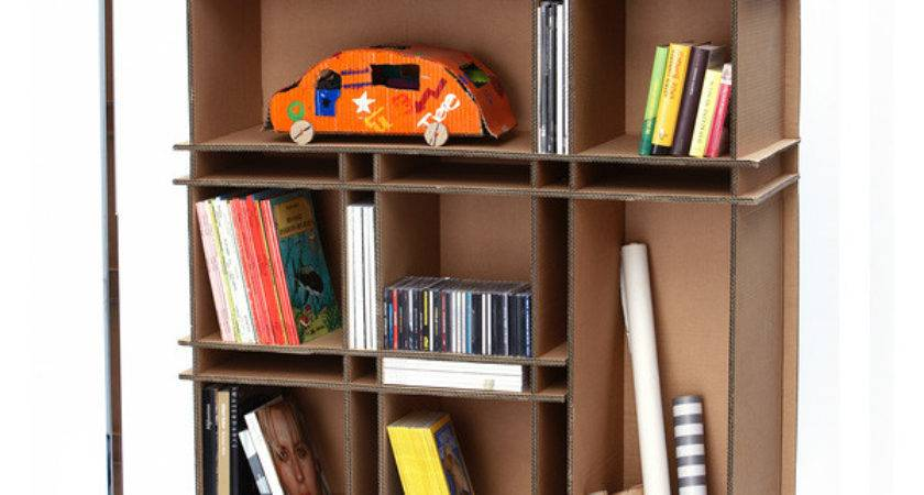 Top Creative Bookshelves Designs