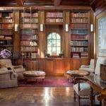 Top Inspiring Home Library Design Ideas Inspired