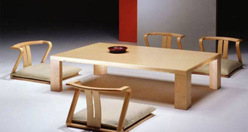 Top Japanese Dining Tables