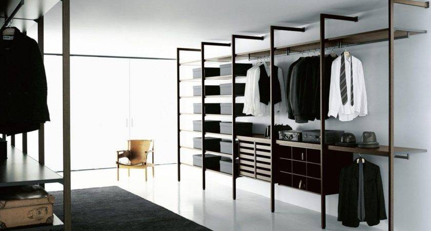 Top Modern Walk Closet Design Style Storage